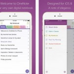 microsoft update onenote for ios