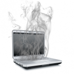 Smoke-Coming-Out-of-Computer-